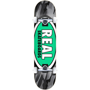 Real Team Oval Camo XL 8.25''