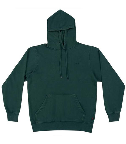 Qhuit Hoodie Fade Out - Kaki Green