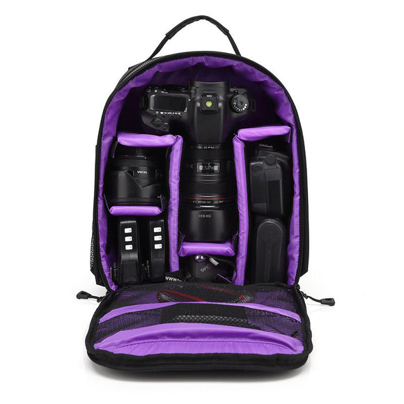 Small Waterproof DSLR Camera Bag - Fun Buy Shop