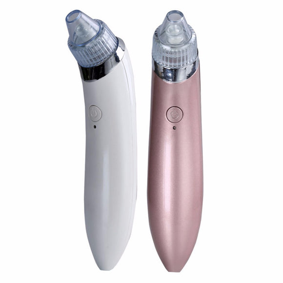 Electric Mini Handheld Dead Skin Acne Vacuum Suction Blackhead Removal Face Lifting Skin Tightening Rejuvenation Beauty Machine - Fun Buy Shop