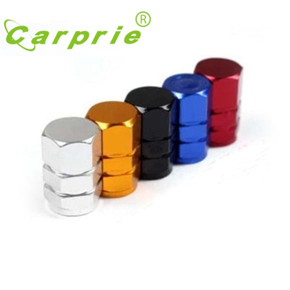 Theftproof Aluminum Car Wheel Tires Valves Tyre Stem Air Caps Airtight Cove_KXL0601 - Fun Buy Shop