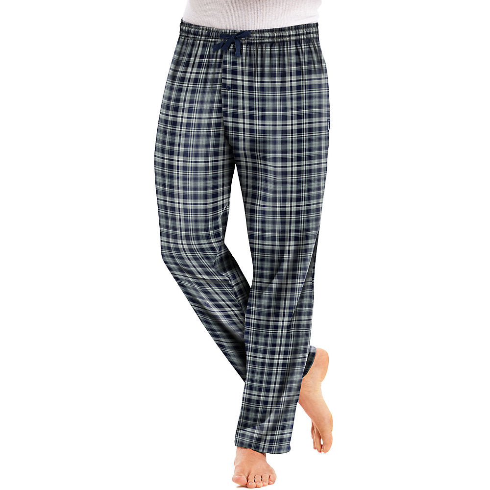 Hanes Men's Jersey Flannel Pants - Lil&Laya