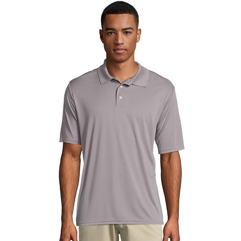 Hanes Cool DRI Men's Polo Shirt - Lil&Laya