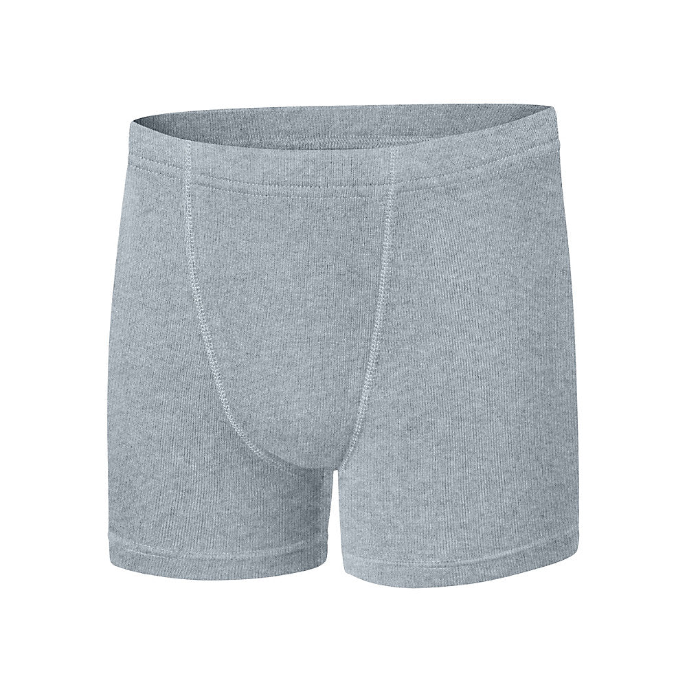 Boys' Hanes Ultimate Dyed Boxer Brief with ComfortSoft® Waistband Assorted Blues 4-Pack - Lil&Laya
