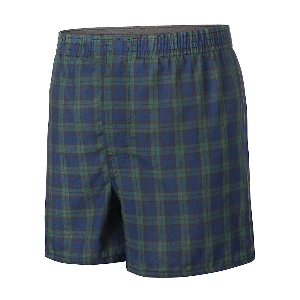 Boys' Hanes Ultimate Tartan Boxer with Comfort Flex Waistband 3-Pack - Lil&Laya