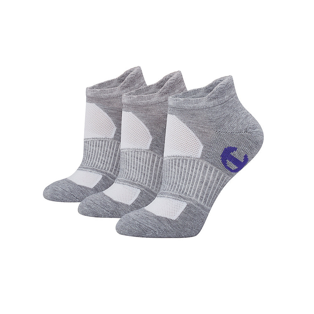 Champion Women's Performance Heel Shield® Socks 3-Pack - Lil&Laya
