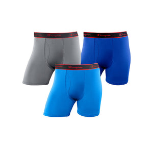 Champion Active Performance Regular Boxer Brief 3-Pack - Lil&Laya