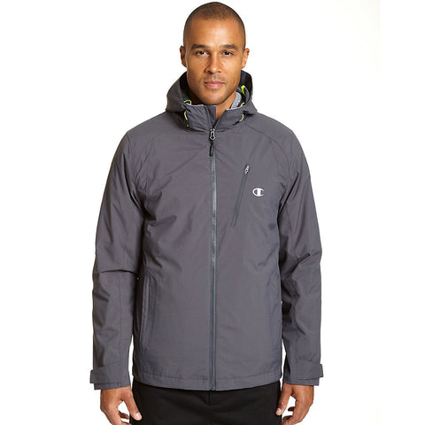 Champion Men's Tall Technical Ripstop 3 in 1 Insulated Jacket - Lil&Laya