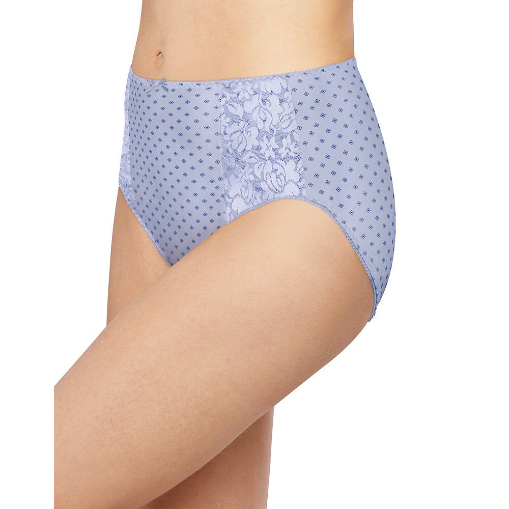 Bali Double Support Hi Cut 3 Pair - Lil&Laya