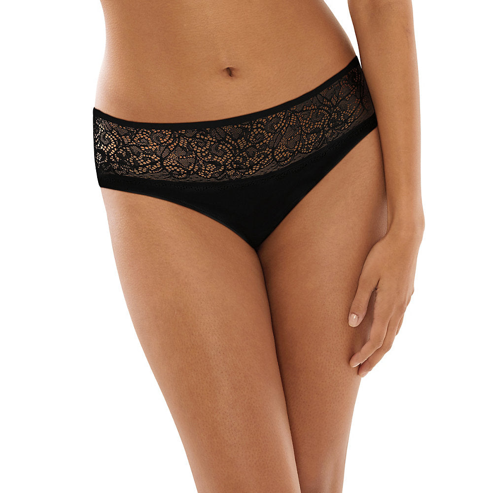 Bali Lace Desire Microfiber Hipster - Lil&Laya