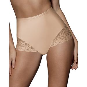 Bali Brief with Lace Firm Control 2-Pack - Lil&Laya