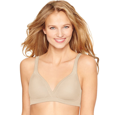 Hanes Ultimate™ X-Temp™ Cool Comfort® Wirefree Bra - Lil&Laya