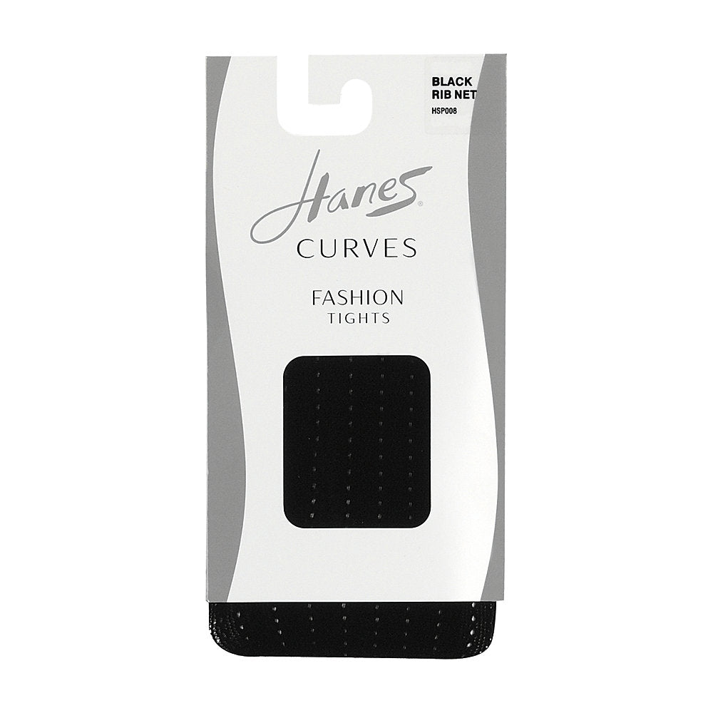 Hanes Plus Curves Rib Net Tight - Lil&Laya