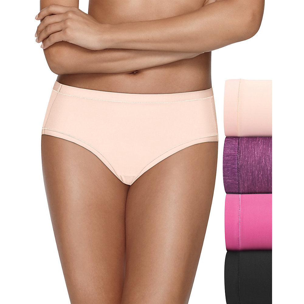 Hanes Ultimate Cool Comfort Low Rise Brief - Lil&Laya