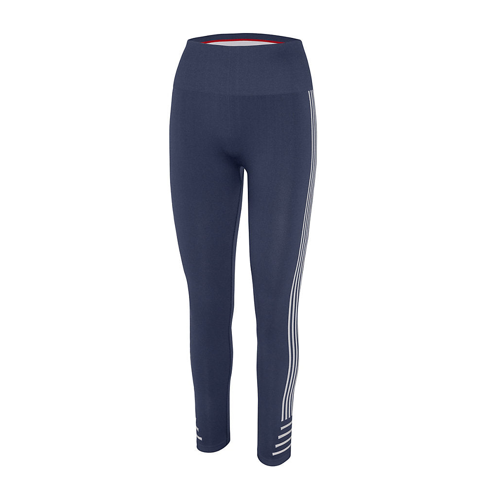 Champion Women Seamless 7/8 Striped Tight - Lil&Laya