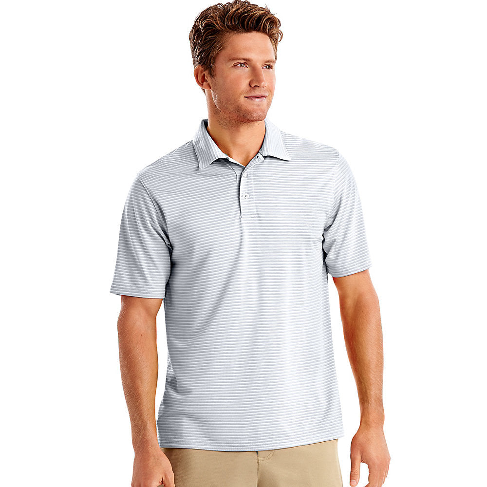 Hanes Sport™ Men's Performance Wicking Polo - Lil&Laya