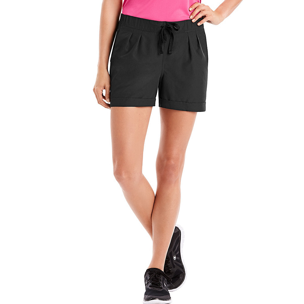 Hanes Sport™ Women's Performance Woven Shorts - Lil&Laya