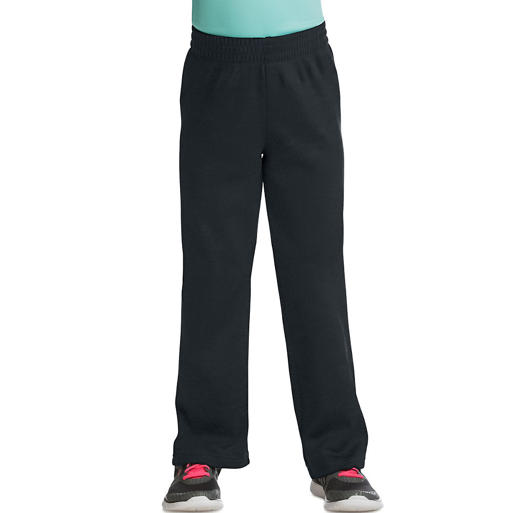 Hanes Sport_Ñ_եë¢ Girls' Tech Fleece Pants - Lil&Laya