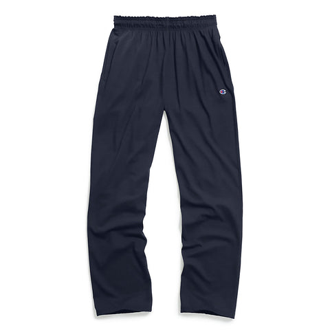 Champion Authentic Men's Open Bottom Jersey Pants - Lil&Laya