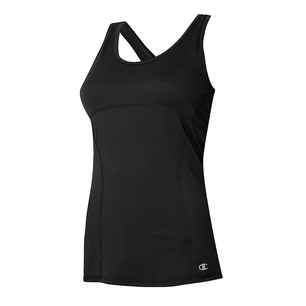 Champion Gear™ Women's Training Long Top With Inner Bra - Lil&Laya