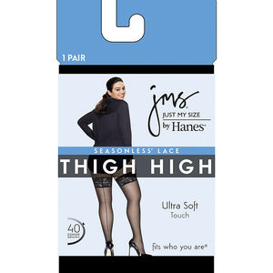 Just My Size Seasonless Thigh High, 1-Pack - Lil&Laya
