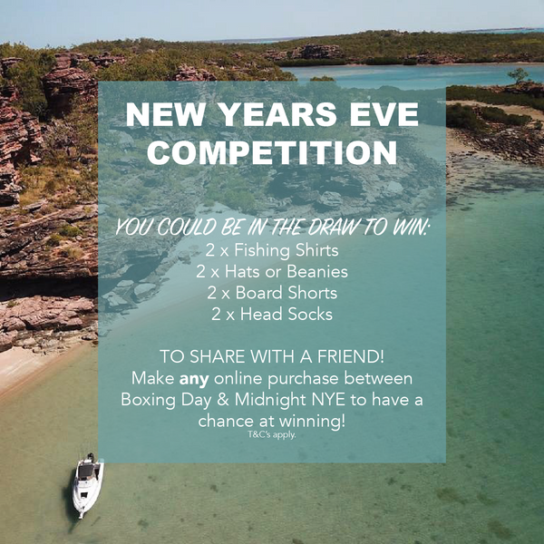 New Year Competition!