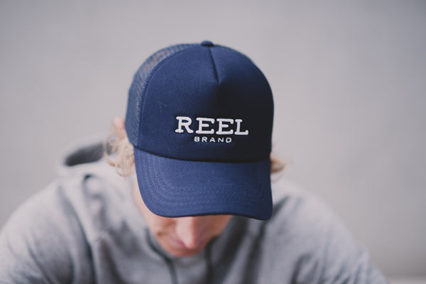 Trucker Hat Navy
