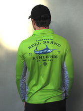 Tropi-cool Shirt Lime Green