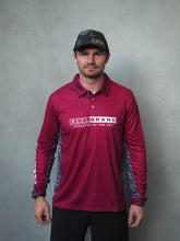 Tropi-cool Shirt Maroon