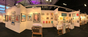 Affordable Art Fair in Battersea Soon!