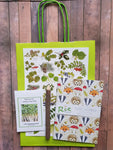 Woodland Animal Plastic Free Party Bag