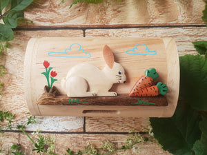 Rabbit Money Box