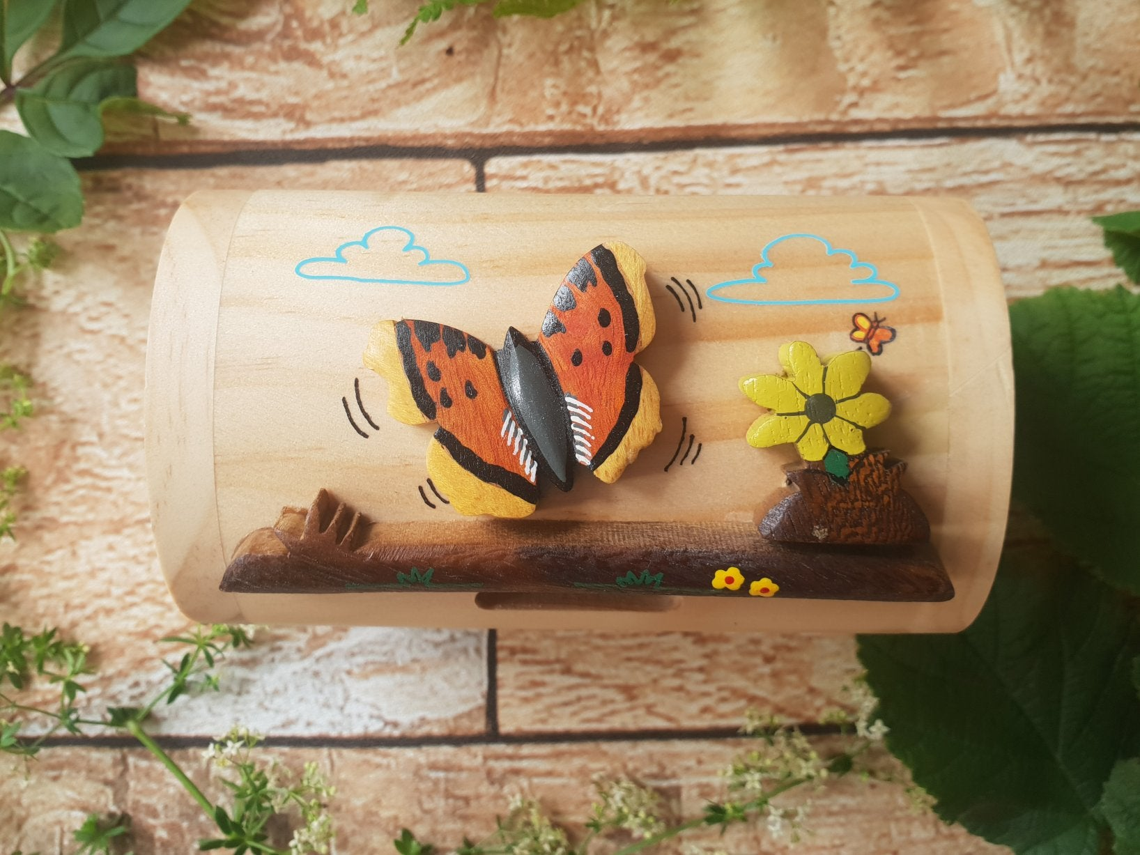 Butterfly Money Box