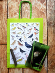 Garden Bird Plastic Free Party Bag