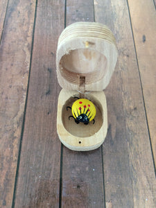 Nut Bug - Wooden Party Bag Toy