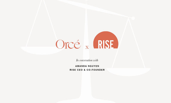 Orcé Cosmetics Partners with Rise Now