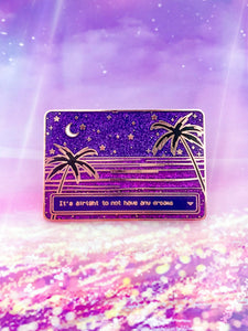 Paradise RPG | BTS Enamel Pin Badge 방탄소년단