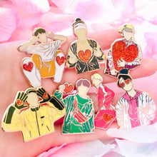 LAST CHANCE // GO GO HEART SERIES | Seconds Enamel Pin (charity)
