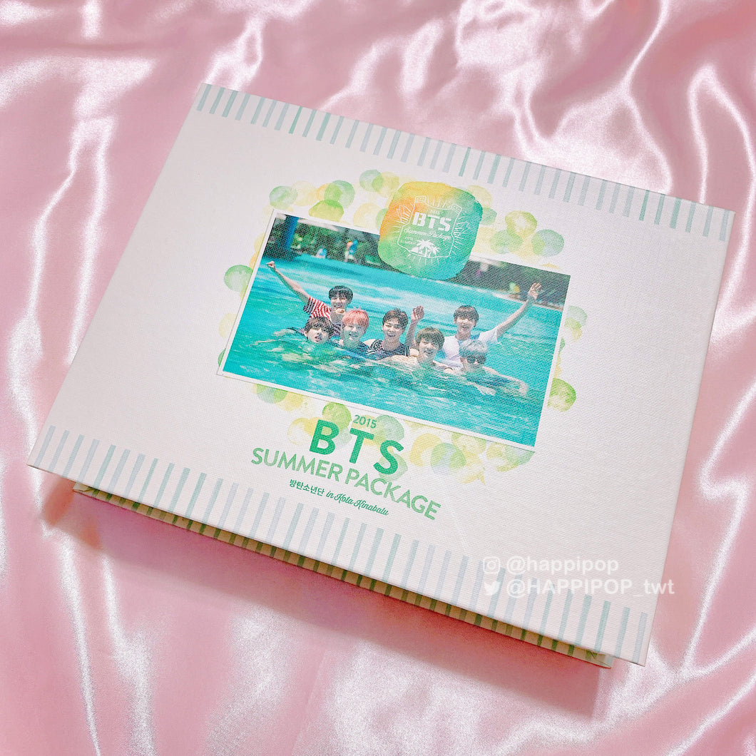 2015 BTS Summer Package