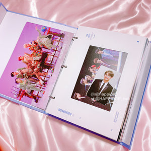 2018 BTS Memories [+ Taehyung's pc]