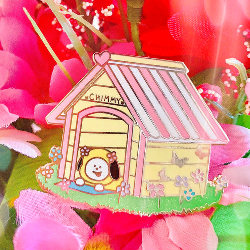 CHIMMY'S HOUSE | BTS BT21 Enamel Pin 방탄소년단 Badge