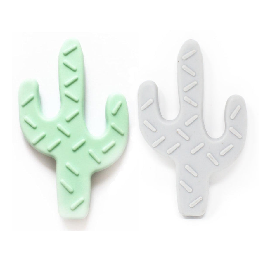 Silicone Teether- Cacti