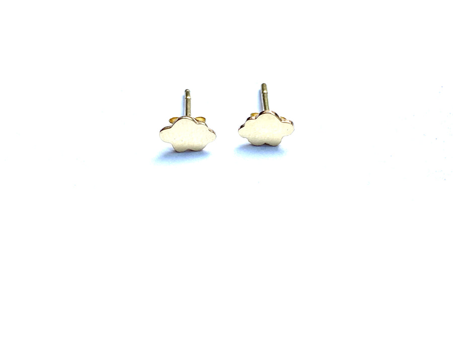 CloudNINE 9ct Yellow Gold Earrings