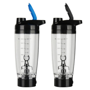 Self Stirring Shaker Cup - Electric Mixer 600ml