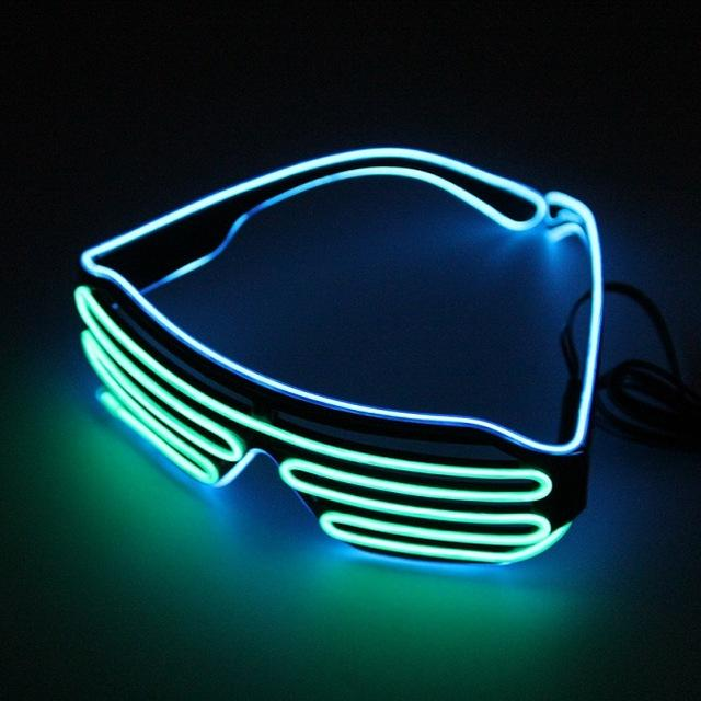 LED Glasses Rave Accessories
