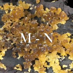 Minerals in alphabetical order: M - N