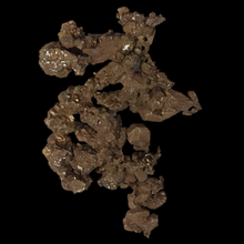 Load image into Gallery viewer, Copper (native); Itauz Mine, Kazakhstan - Alexandria Mineral Shop