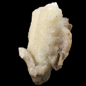 Calcite pseudomorph after aragonite; Všechlapy, Czech Republic - Alexandria Mineral Shop