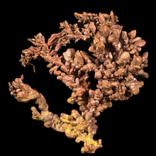 Load image into Gallery viewer, Copper (native); Bou Nahas, Morocco - Alexandria Mineral Shop