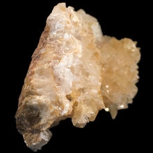 Load image into Gallery viewer, Calcite on dolomite; Marble quarries, Estremoz, Portugal - Alexandria Mineral Shop